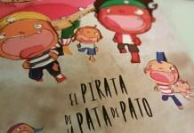 El pirata de la pata de pato