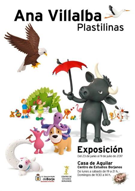 plastilinas, Borja