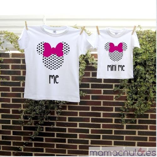 Camisetas madre e hija de Mamachula