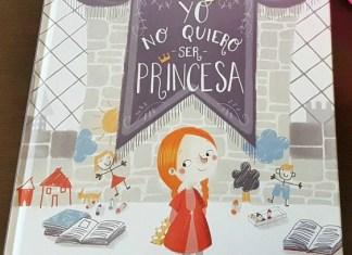 presentación Yo no quiero ser princesa