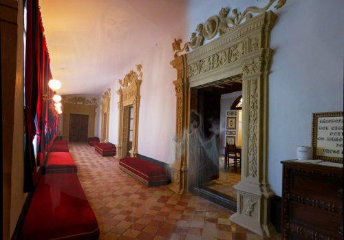 visitas castillo Cortes