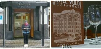 hotel yoldi pamplona