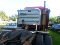 Headache rack for semi truck for sale