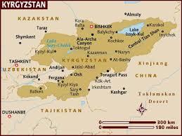 semestafakta-kyrgyz map
