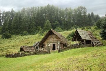 semestafakta- archaeological open-air museum of Celtic culture