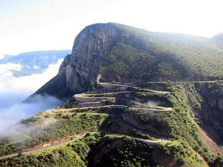 semestafakta-Serra Mountain