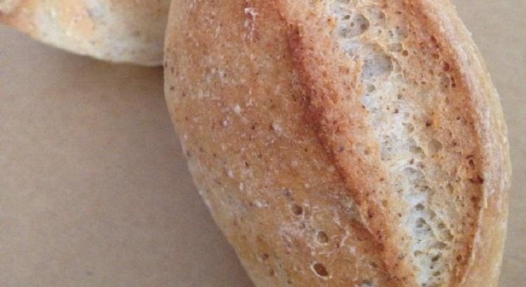Pão Francês sem Glúten sem Lactose