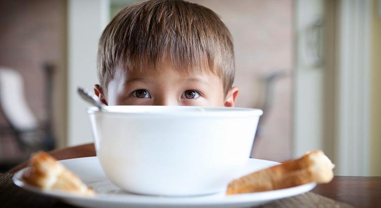 Dieta SGSC para Criança Autista na Escola
