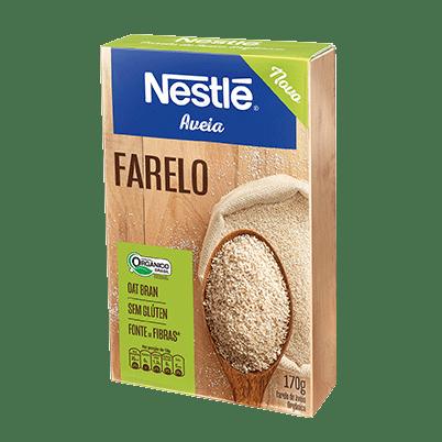 Farelo de Aveia sem Glúten Nestlé