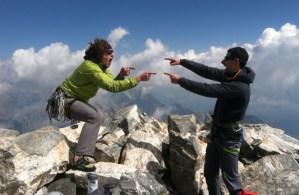 grand teton summit stoke