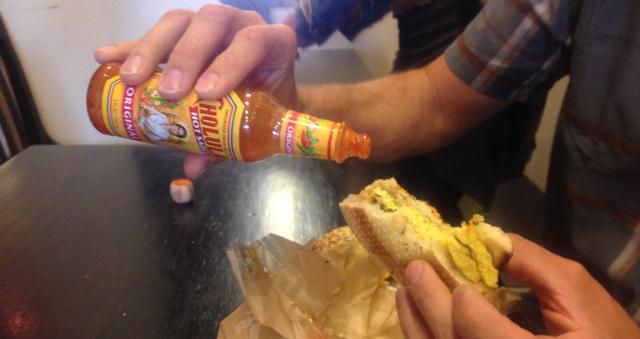 carl hot sauce
