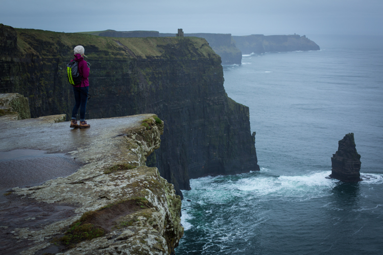 cliffs of moher obriens tower