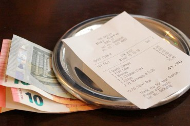 the subtle art of picking up the check