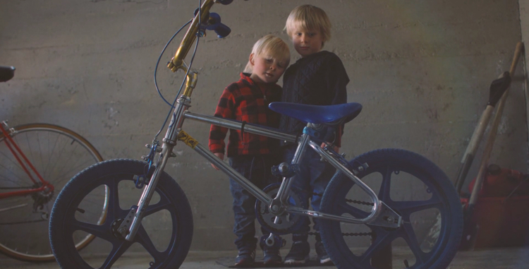 screen capture from diamondback's siblings video