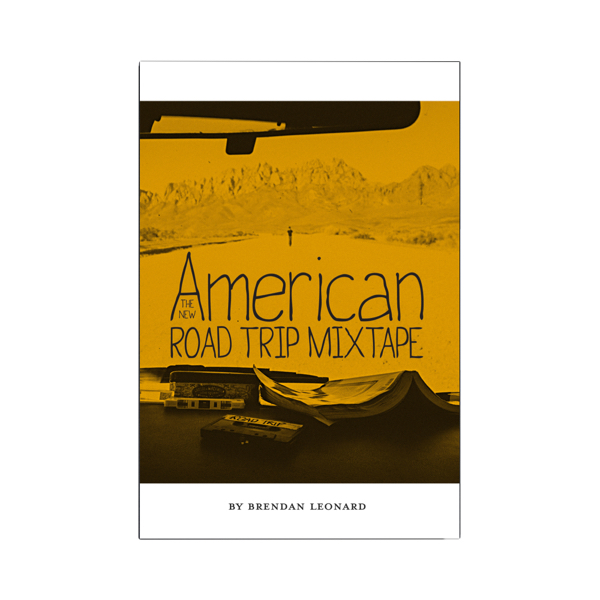 the new american road trip mixtape signed book