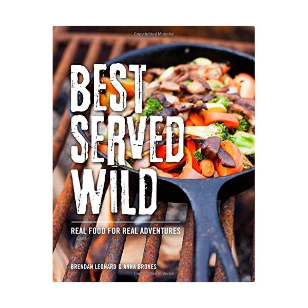 best served wild signed book