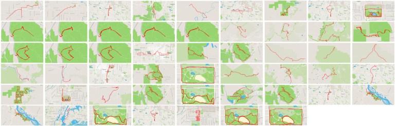 strava maps of 52 marathon runs brendan leonard semi-rad