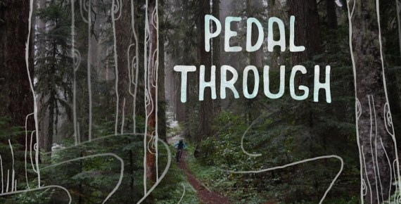 screen capture from Pedal Through