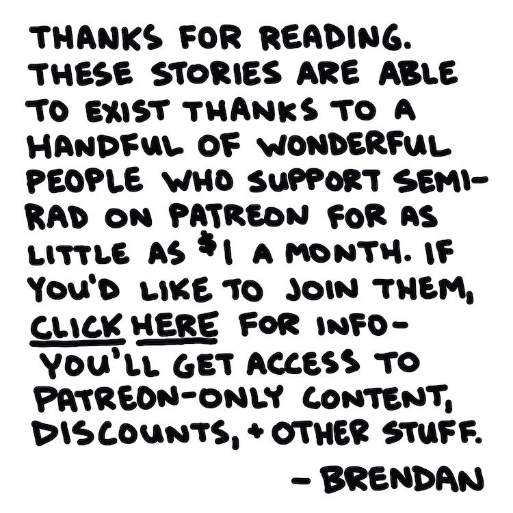 handwritten text: thanks for reading