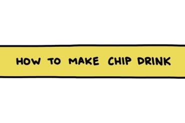 How to Make Chip Drink title box
