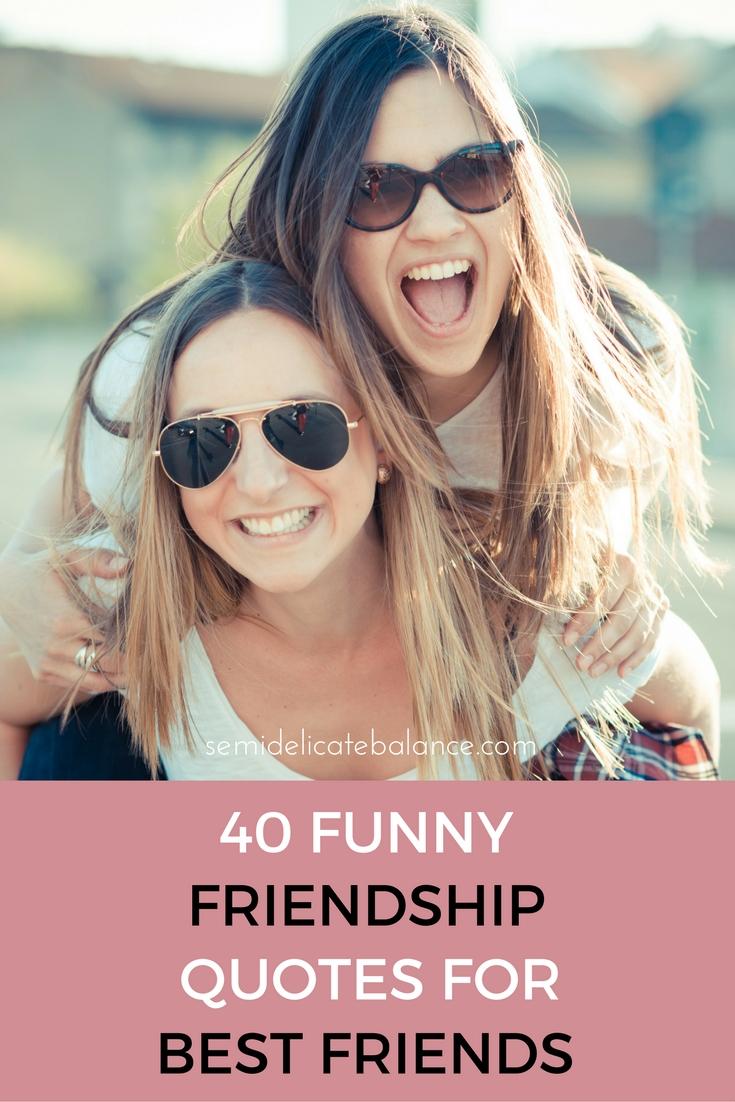 Funny Friends Jokes In English : funny, friends, jokes, english, Funny, Friendship, Quotes, Friends