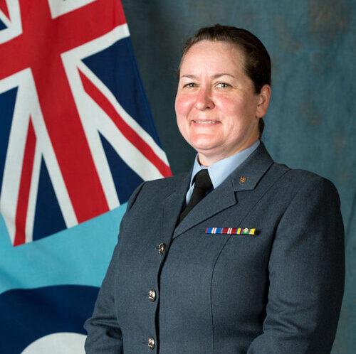 Squadron Leader Donna Bates