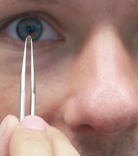 The SwissLitho NanoFrazor Probe (Source: IBM)