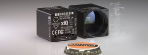 The world's smallest USB 3.0 camera (Source: Ximea