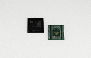 Samsung's embedded package-on-package (Source: Company)