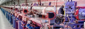 LCLS is the world's first hard X-ray free-electron laser (Source: SLAC)