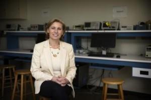 U.Va. engineering professor Maite Brandt-Pearce (Source: University of Virginia)