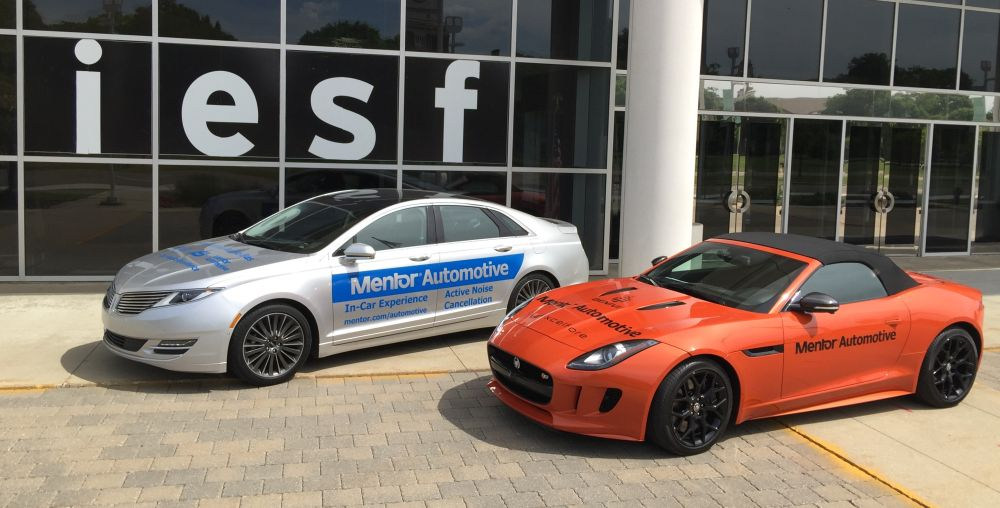 Mentor Automotive IESF