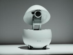 Panasonic's robot (Source: company)