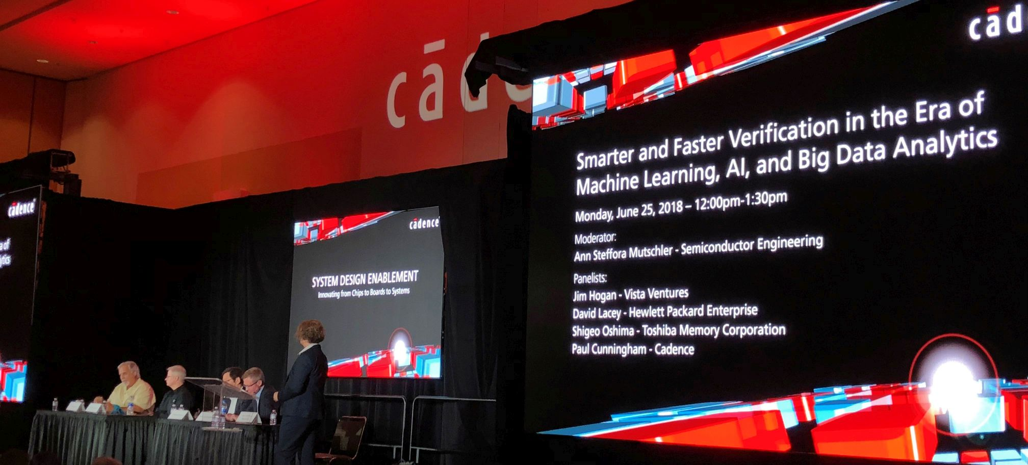 DAC 2018: System Design, Cloud And Machine Learning