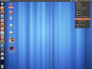 Ubuntu masaüstü