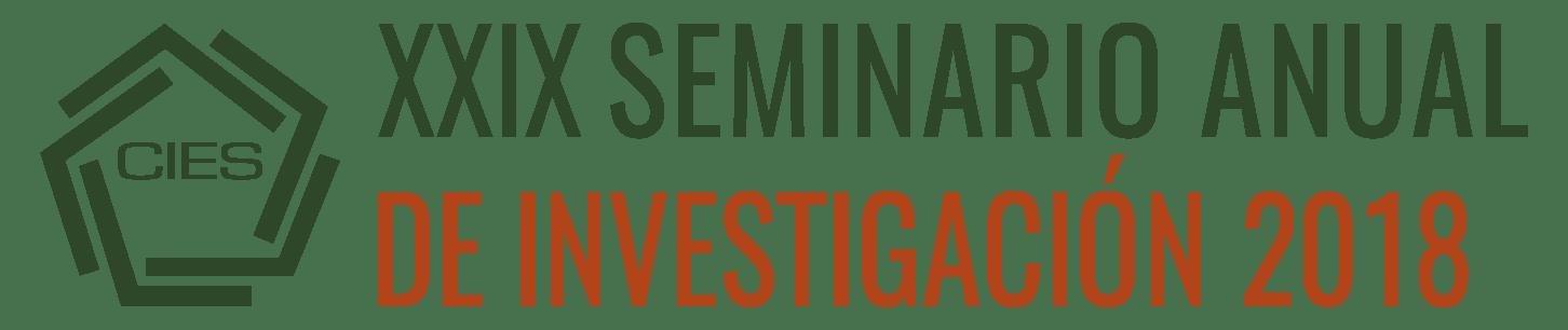 Seminario Anual 2018