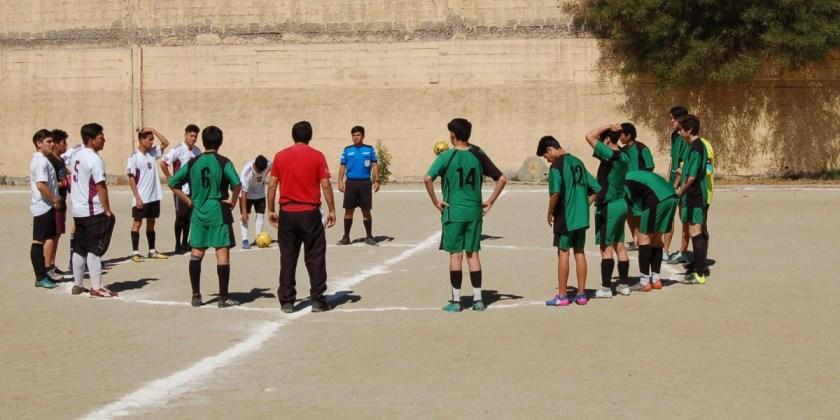 Colegios disputan «Copa de la amistad 2018»