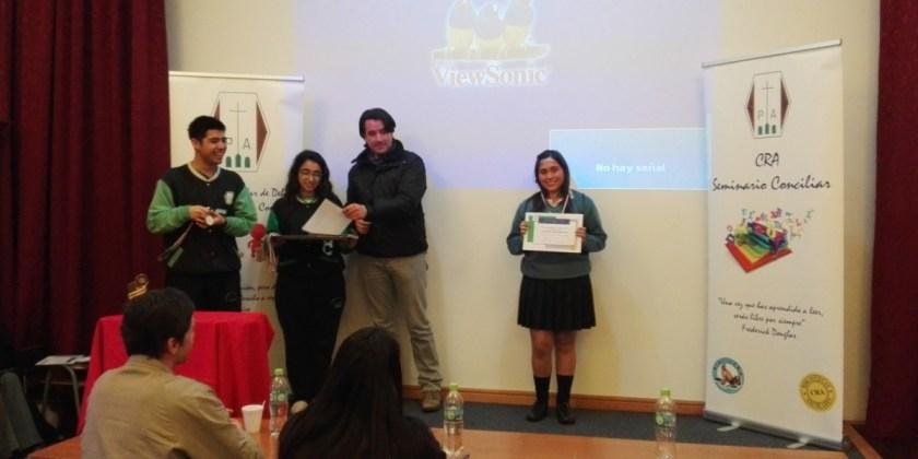 II Debate Interescolar organizado por nuestro Colegio ya tiene ganador