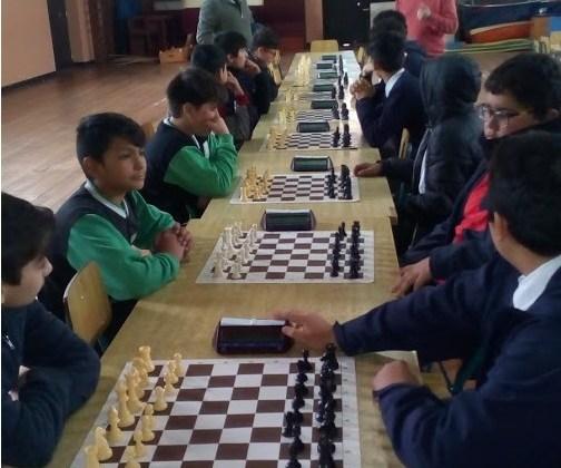 Academia de Ajedrez obtiene destacada participación en Torneo Comunal