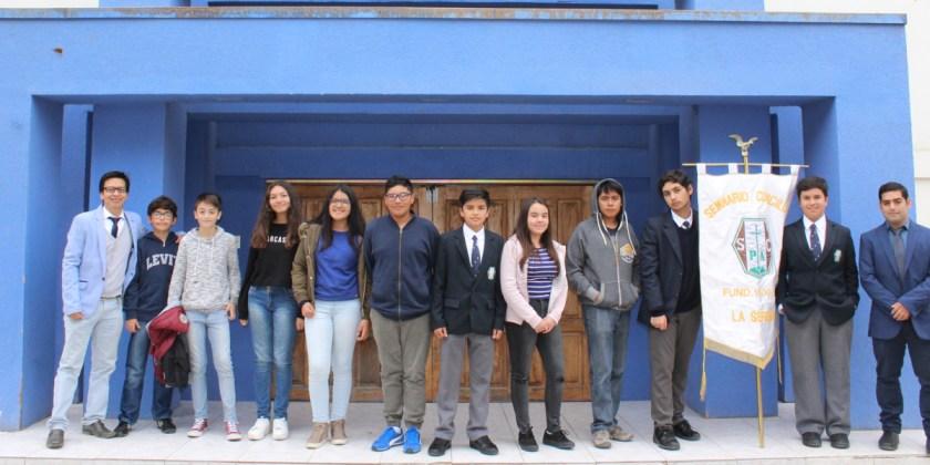 Estudiantes participan en campeonato nacional de matemáticas