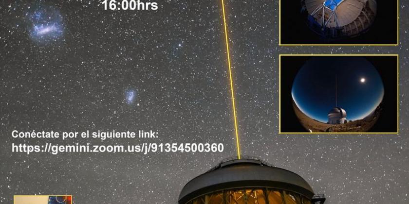 CHARLA DE ASTRONOMÍA ONLINE
