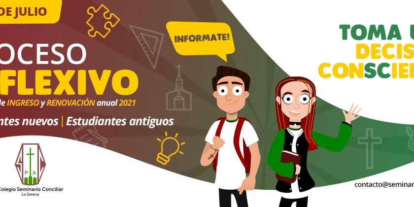 PROCESO DE MATRÍCULA DE INGRESO Y DE RENOVACIÓN ANUAL