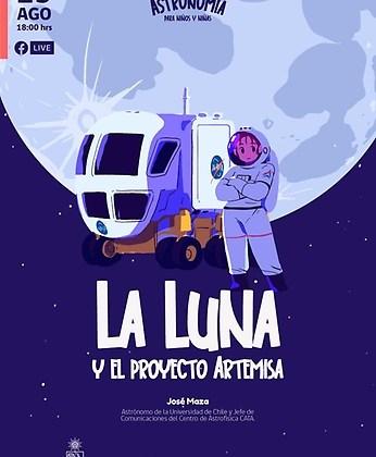 U. de Chile realizará maratón de astronomía sobre el Sistema Solar para niños y niñas