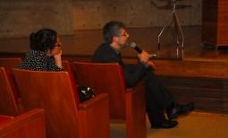 23/10. Pedro Puntoni, Sessão de Detbates. Foto: Jorge Viana.