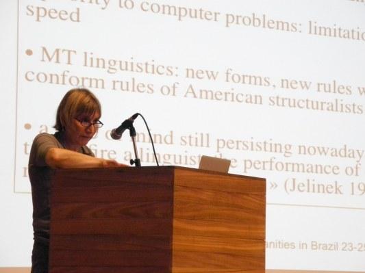 25/10. Jacqueline León. Foto: Elena Lobardo.