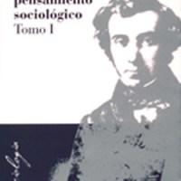 R. Nisbet, La formación del pensamiento sociológico