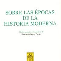 "Leopold von Ranke. ""Sobre las épocas de la Historia moderna"""