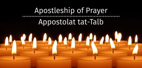 Apostleship of Prayer – April