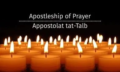 Apostleship of Prayer – January