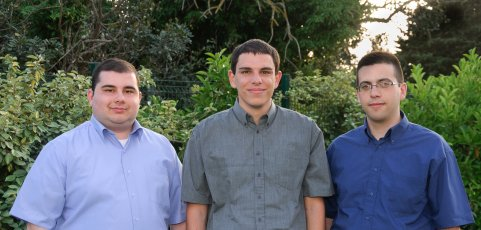 MINISTRY OF LECTORS FOR THREE SEMINARIANS